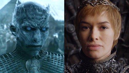 """Una estrella de Juego de Tronos, sobre la teoría que vincula a Cersei y el Rey de la Noche: """"¡Qué pareja tan poderosa!"""""""