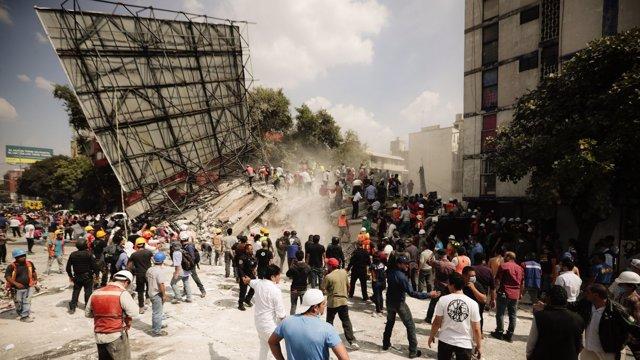 Detección, prevención y alerta ante terremotos
