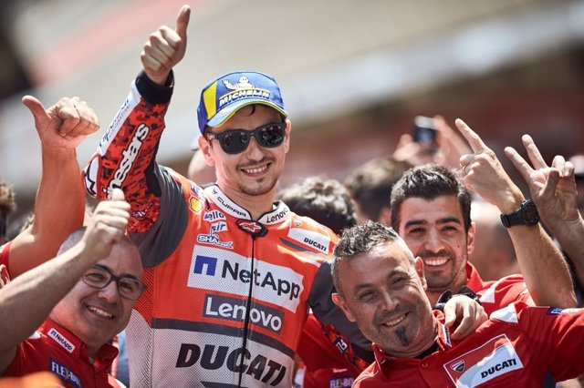 Lorenzo: 'Esta debería ser una buena pista para nosotros, podemos tener opciones de ganar'