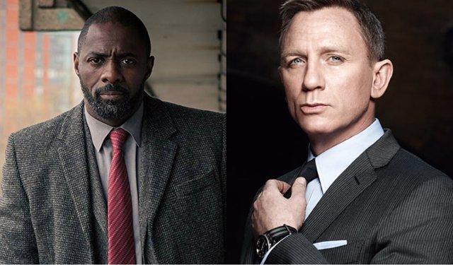 Idris Elba y Daniel Craig