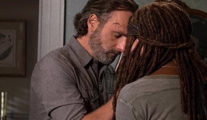 The Walking Dead: El adiós de Rick estará inspirado en una gran muerte de los cómics