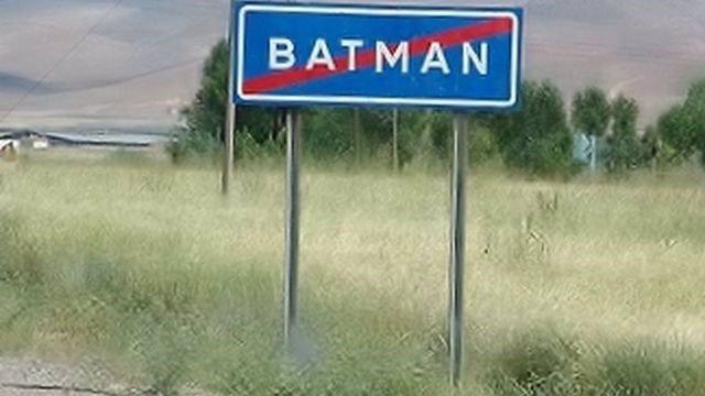 Batman, turquía