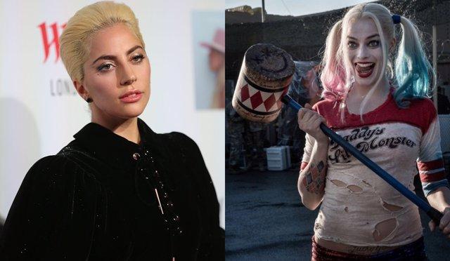 Lady Gaga y Margot Robbie