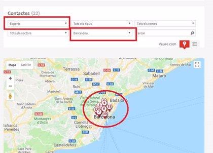 Lanzan una plataforma de recursos de economía circular del área metropolitana de Barcelona