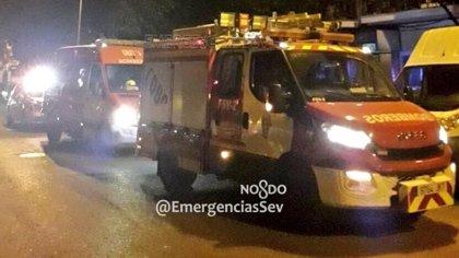 """El SAB critica la """"falta de personal"""" del servicio de bomberos de Sevilla capital"""