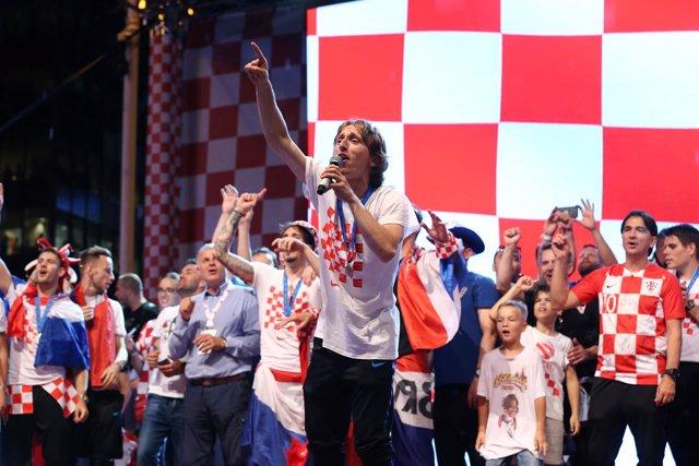 Modric se deja querer por los croatas del Inter