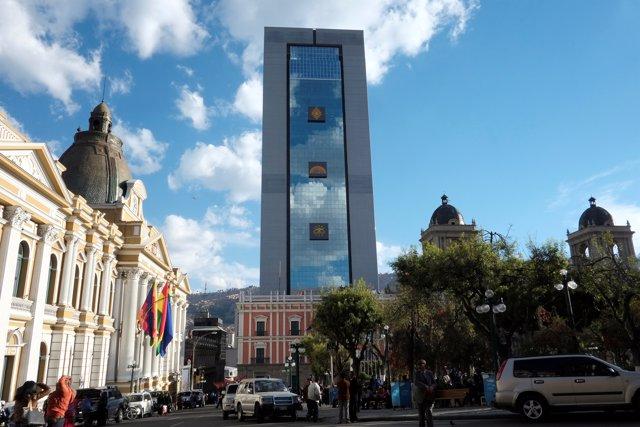 La Casa Grande, el nuevo palacio presidencial de Bolivia