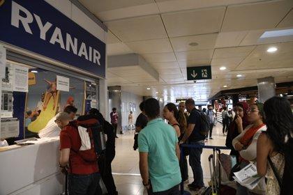 Ryanair se desploma en Bolsa más de un 4% lastrada por la mayor huelga de su historia