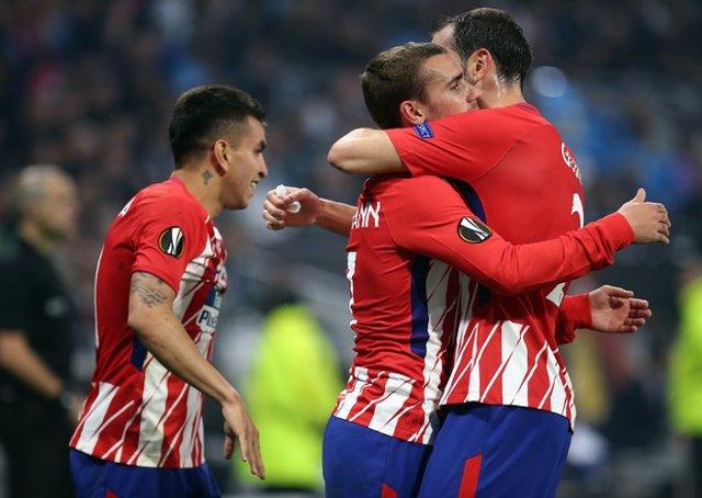 El Atlético se mide al Inter en su última prueba antes de la Supercopa