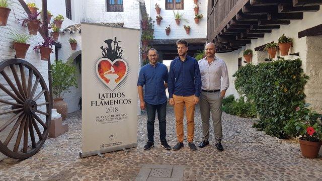 Presentación de 'Latidos Flamencos'