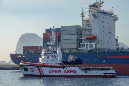 Llega a puerto el 'Open Arms' tras instrucciones de volver a la costa gaditana para nuevas revisiones