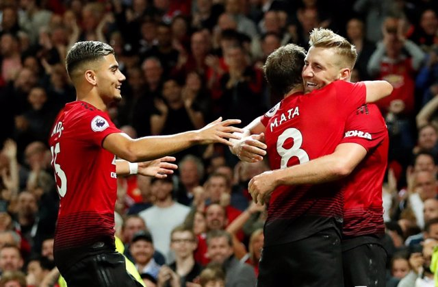 La Premier empieza con victoria del Manchester United ante el Leicester