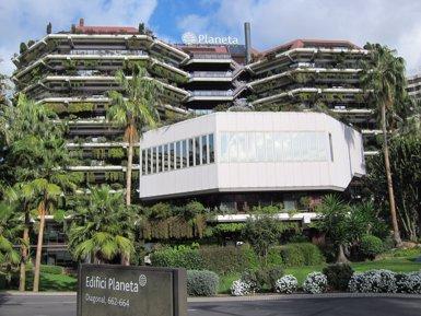 Hemisferio (Planeta) cancel·la la hipoteca sobre la seva seu amb Banc Sabadell després d'abonar 160 milions (EUROPA PRESS - Archivo)