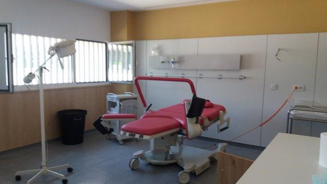 El Hospital de la Línea ofrece un parto integrado a las embarazadas.