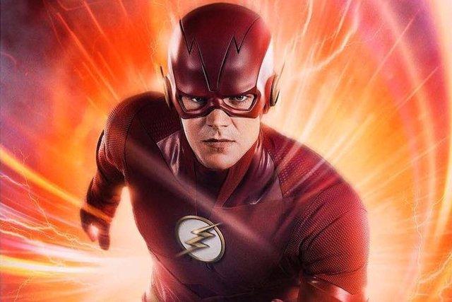 Primera imagen del traje que lucirá The Flash en la 5ª temporada