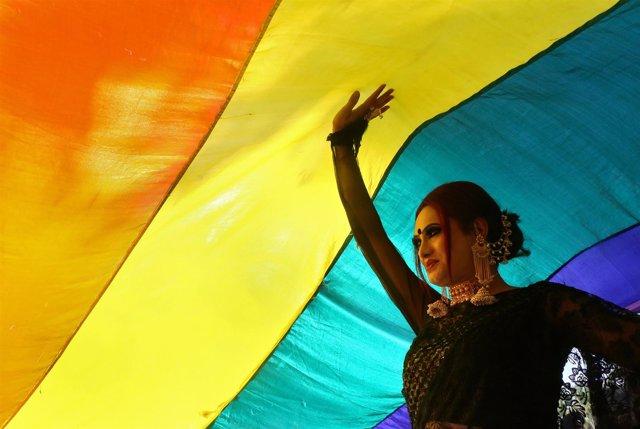 Indische Lesben Vergnügen Sich Bei Hartem Vorspiel