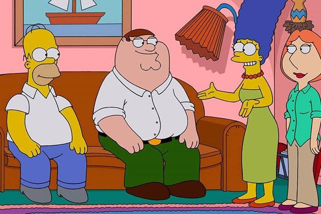 La secuela de Los Simpson y la película de Padre de familia están en desarrollo