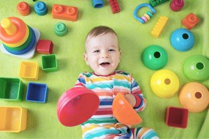Las mejores actividades para niños menores de un año