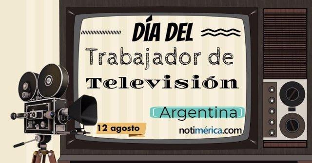 Día del Trabajador de Televisión