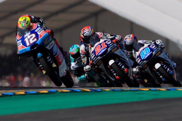 Motorcycling - Moto3 - French Grand Prix - Bugatti Circuit