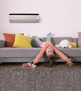 Cómo ahorrar con el aire acondicionado