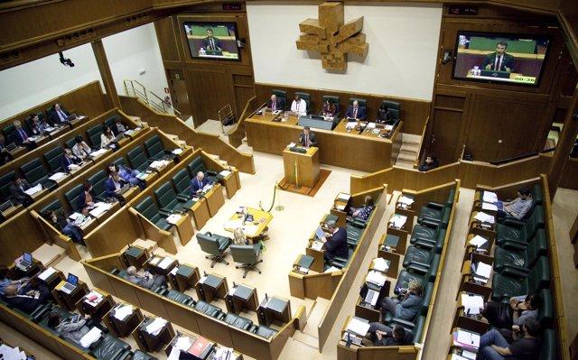 El pleno de política general de Parlamento Vasco se celebrará el 20 de septiembre con el estatus en el centro del debate