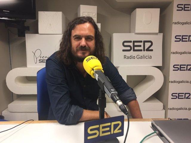 Antón Sánchez, viceportavoz parlamentario de En Marea