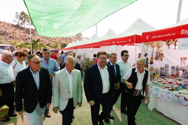 Responsables políticos presentes en Turón