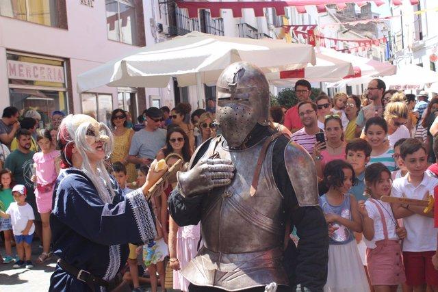 Jornadas Medievales de Cortegana.