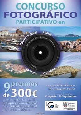Cartel concurso fotográfico del GAC Oriental