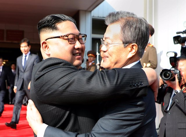 Segundo encuentro de Kim Jong Un y Moon Jae In en Panmunjom
