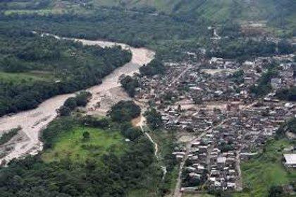 Al menos 30.000 evacuados y 105 viviendas afectadas por las inundaciones en Mocoa, Colombia