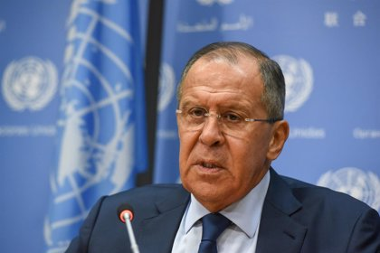 Lavrov viaja a Ankara en plena guerra comercial entre Turquía y EEUU