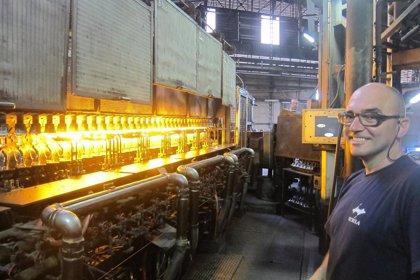 La cifra de negocios de la industria crece un 8,1% en junio en Murcia