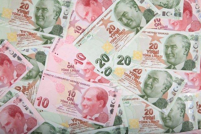 Lira turca recurso