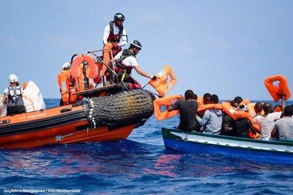 """MSF advierte que la situación del Aquarius """"es peor"""" que cuando se le autorizó a desembarcar en España"""