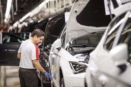 La industria aumenta un 4,3% su facturación y un 2,4% sus pedidos en junio