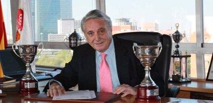Fallece Juan Martín Caño, presidente de la Federación de Baloncesto de Madrid