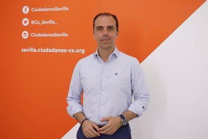 Cs reclama el expediente de siniestralidad por la caída de la rama en el Alcázar de Sevilla