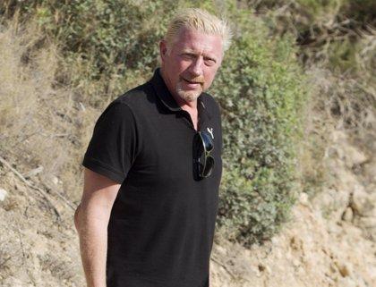 Boris Becker disfruta su primer verano como soltero en Ibiza, ajeno a los problemas