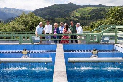 Díaz Tezanos dice que el suministro de agua está garantizado este verano en Cantabria