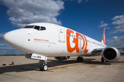 La brasileña GOL recibe su primer Boeing 737 MAX8