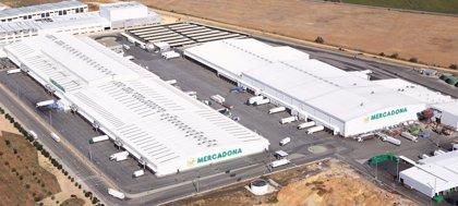 Mercadona invierte 35 millones en la ampliación de su bloque logístico en Huévar del Aljarafe (Sevilla)