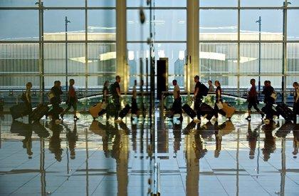 Aena roza los 150 millones de pasajeros hasta julio, un 6,1% más