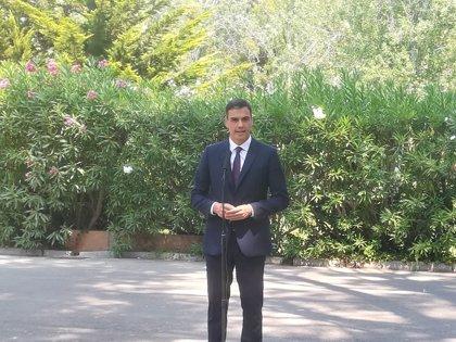Pedro Sánchez se solidariza a través de Twitter con los heridos del festival 'O Marisquiño'