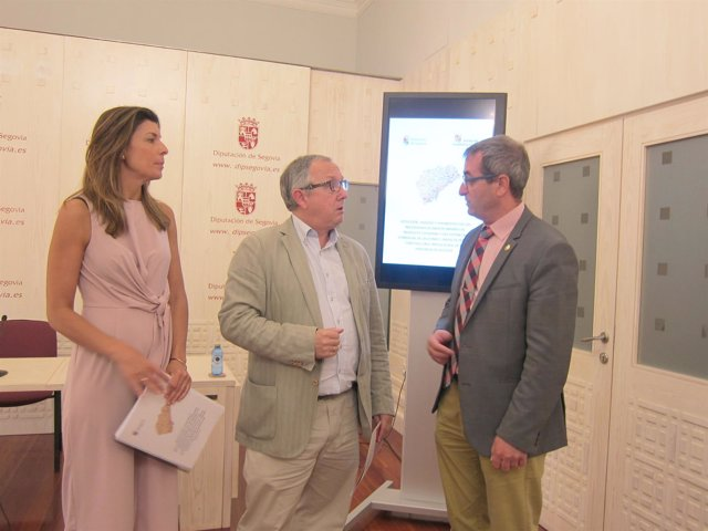 Presentación del estudio sobre comercio en Segovia