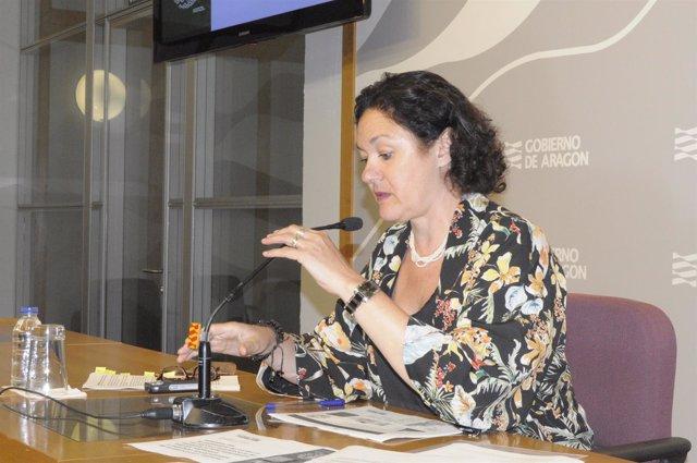La directora general de Sostenibilidad, María Pilar Gómez.