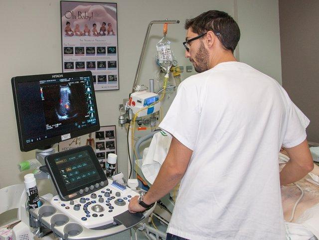 Inversión Equipos Diagnóstico Salud