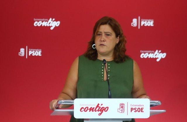 María Teresa Macías (PSOE)