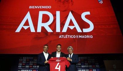 """Arias: """"Dependiendo del entrenador, puedo ser más ofensivo o más defensivo"""""""